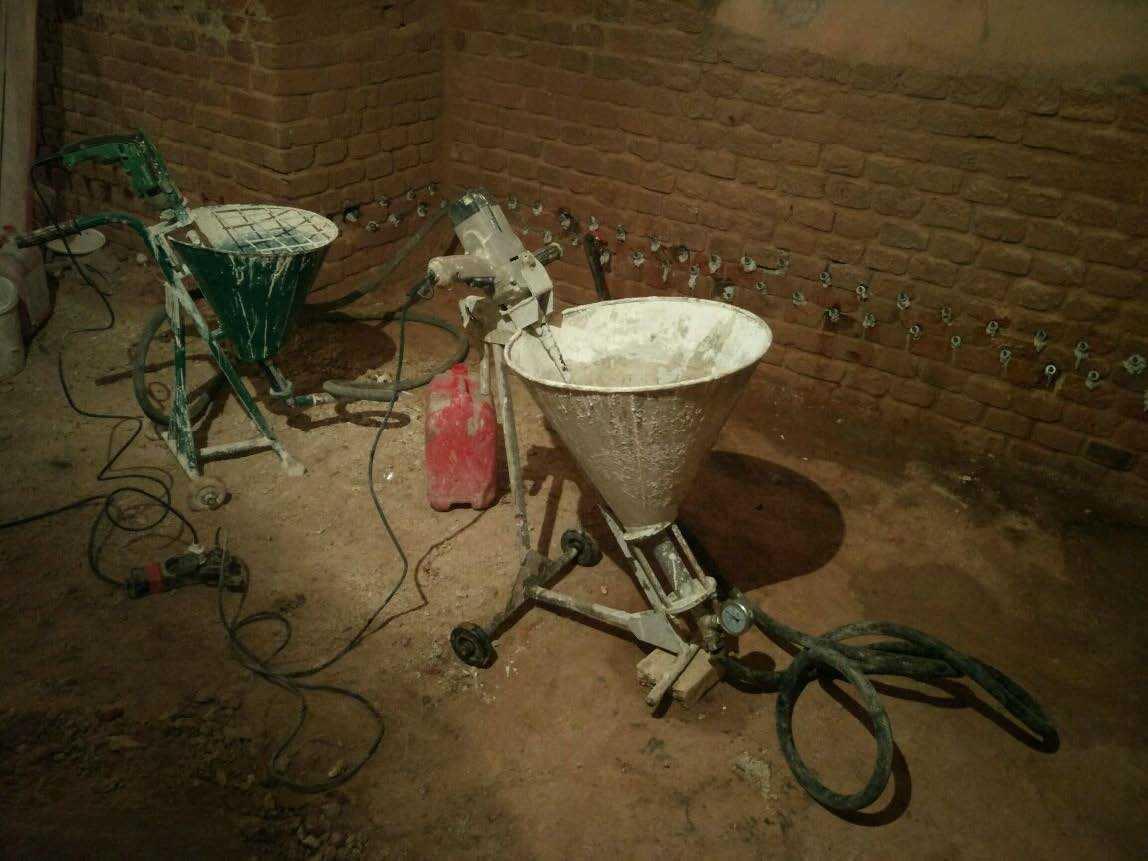 инъектирование и гидроизоляция
