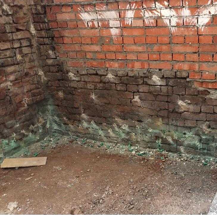 Гидроизоляция паркингов и подвалов – проникающий метод для бетонных поверхностей