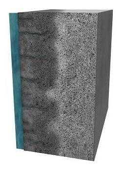 мокрый бетон