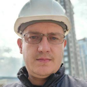 Зверьков Андрей Инженер по гидроизоляции