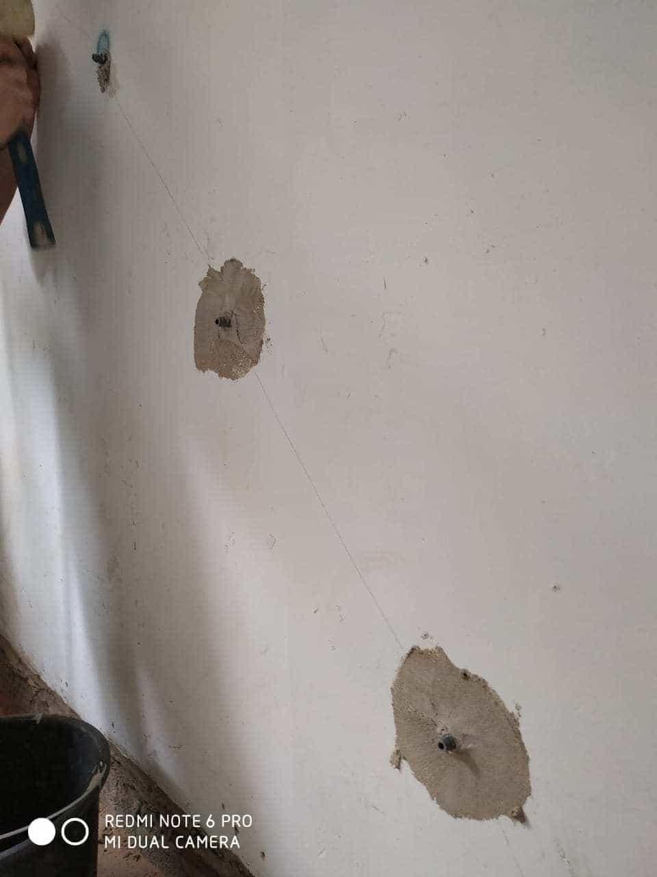 инъектирование трещин кирпичных стен