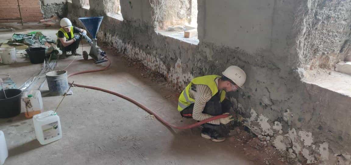 инъекционная гидроизоляция бетоном