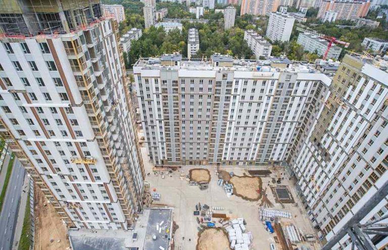 инъектирования паркинга в москве