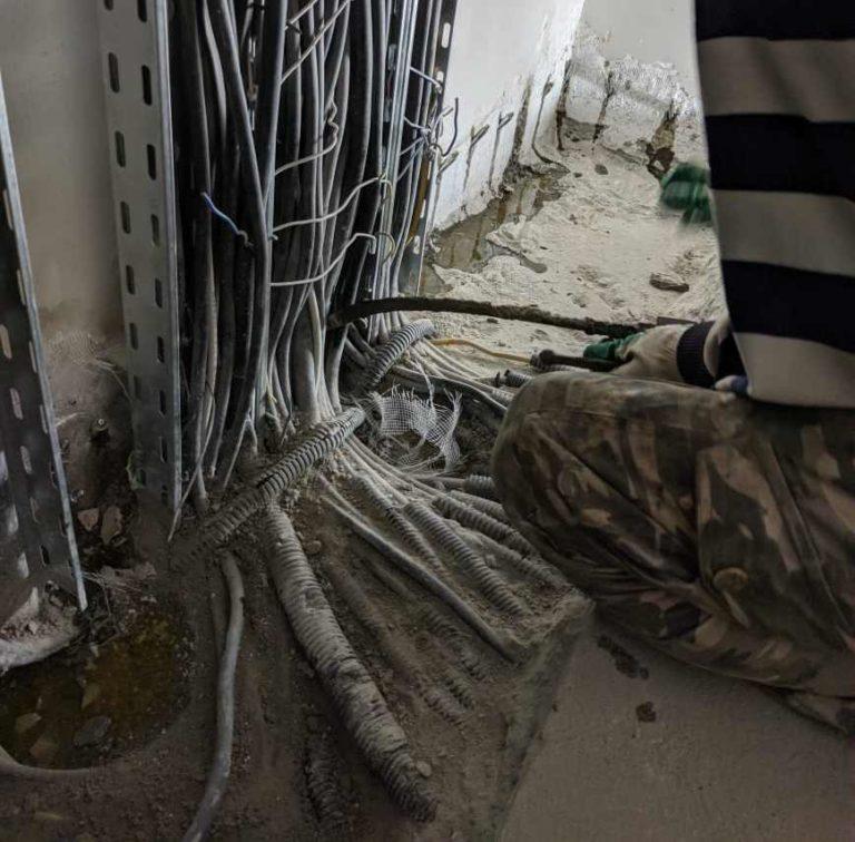 гидроизоляция холодных швов в бетоне